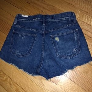 Lovers + Friends Shorts - NWT Lovers + Friends Jack High-Rise Shorts-Sz 24